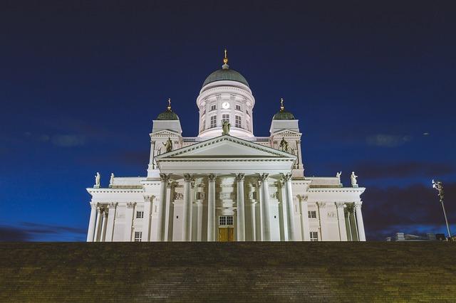 赫尔辛基 城市照片