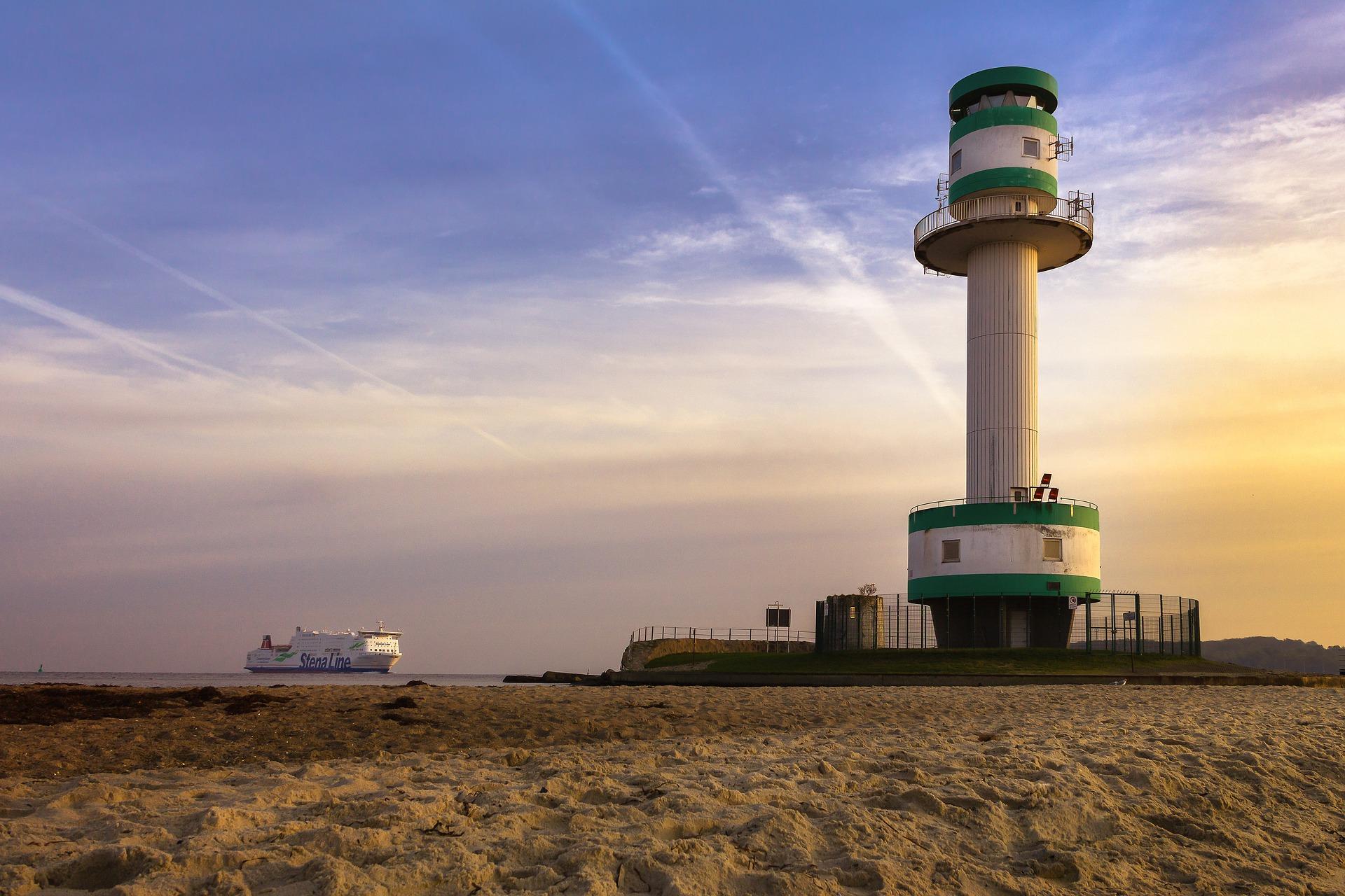 Photo of the city Kiel