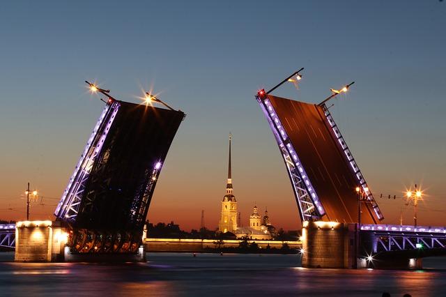 圣彼得堡 城市照片
