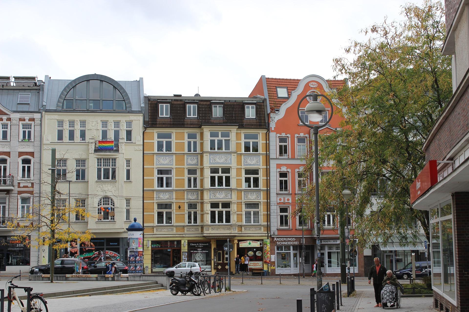 Kuva kaupungista Rostock