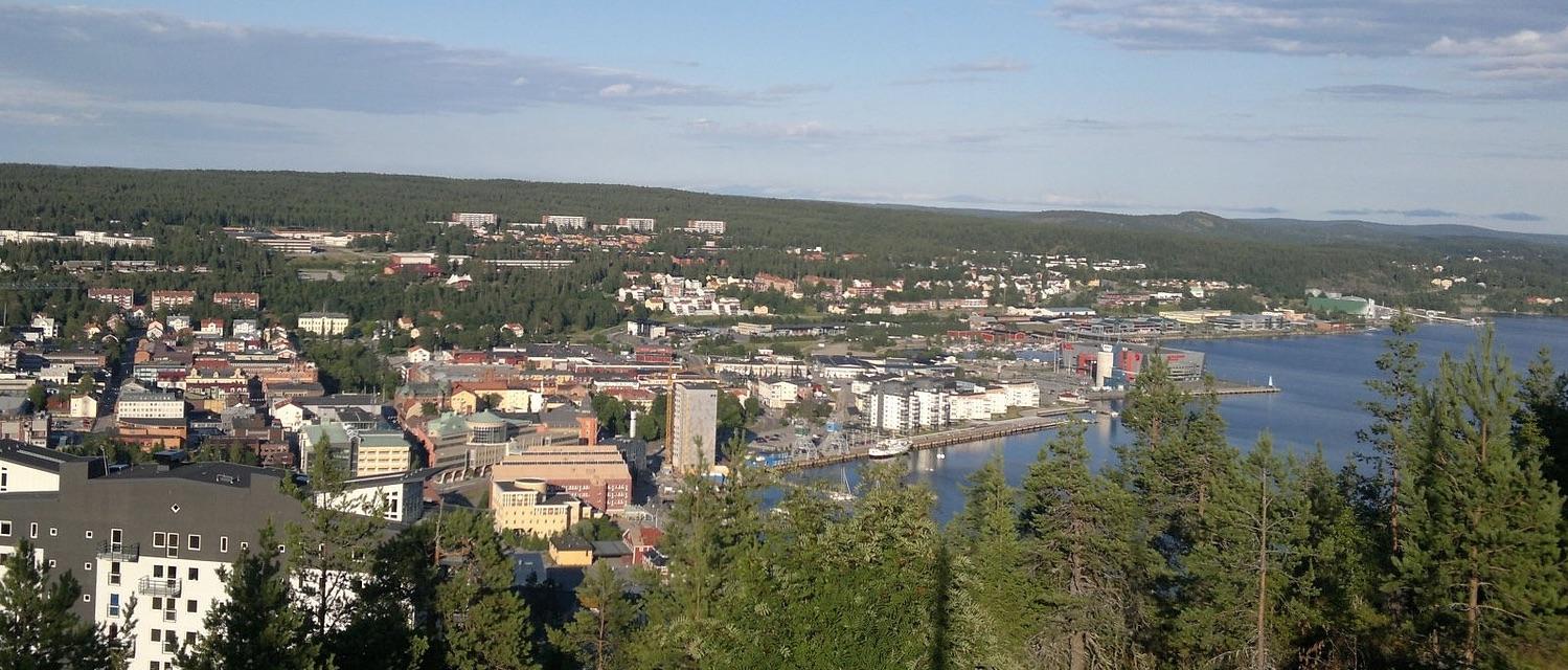 Photo of the city Umeå