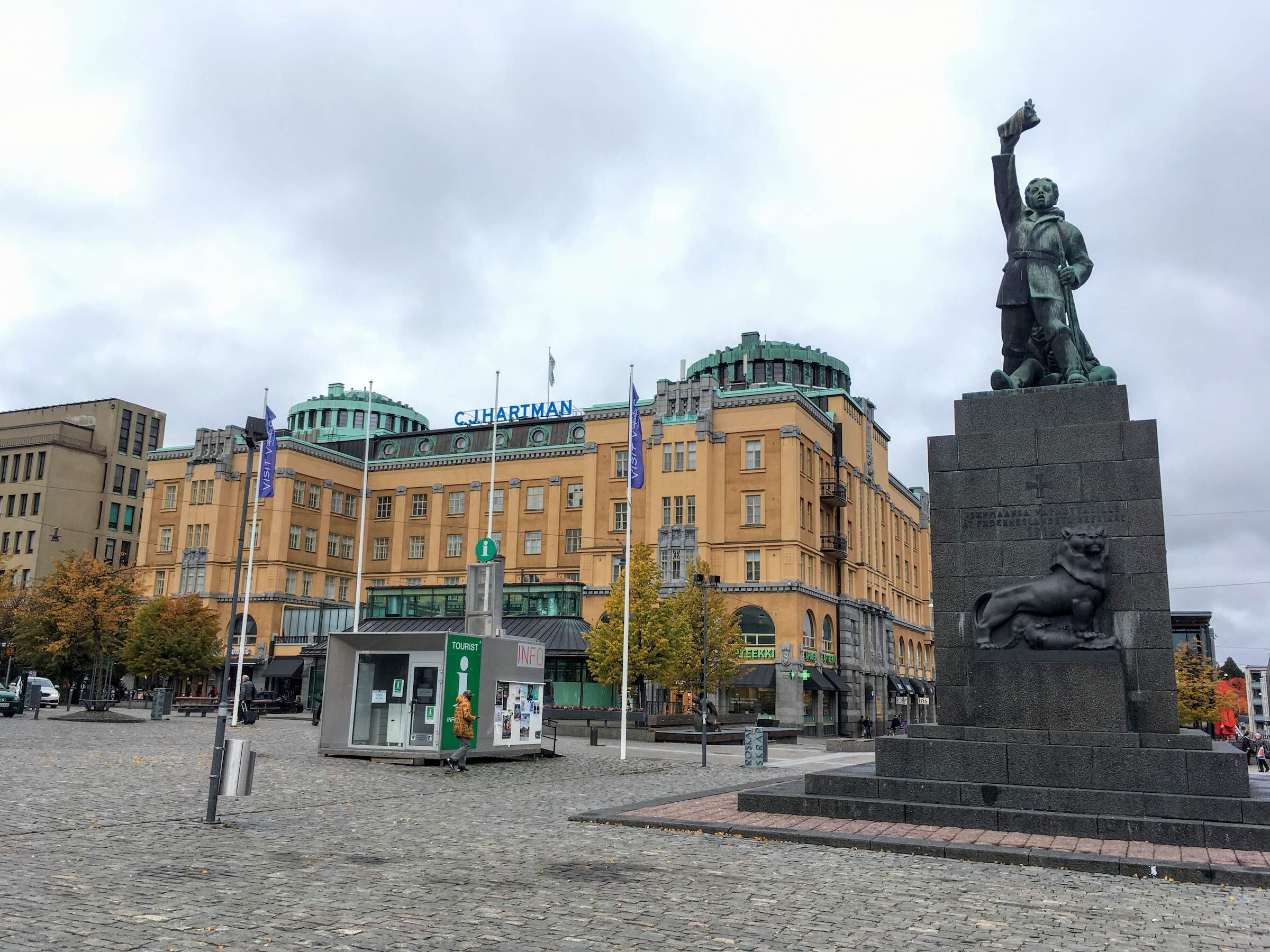 Photo of the city Vaasa