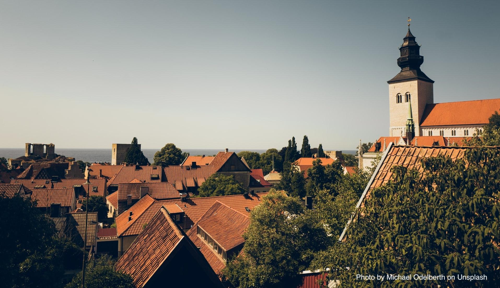 Kuva kaupungista Visby