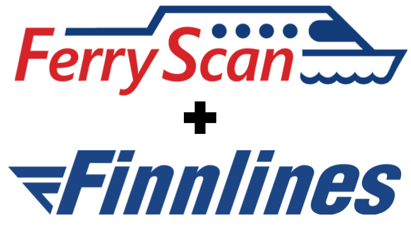 FerryScan and Finnlines Logos