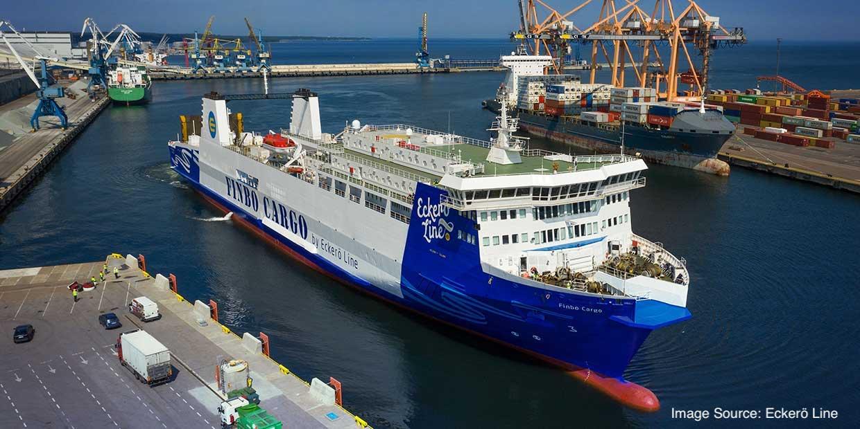 Finbo Cargo - Finbo Cargo 船只照片