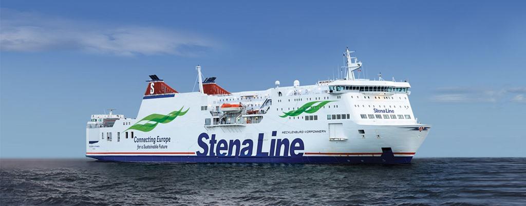 Kuva Stena Line - FS Mecklenburg-Vorpommern aluksesta
