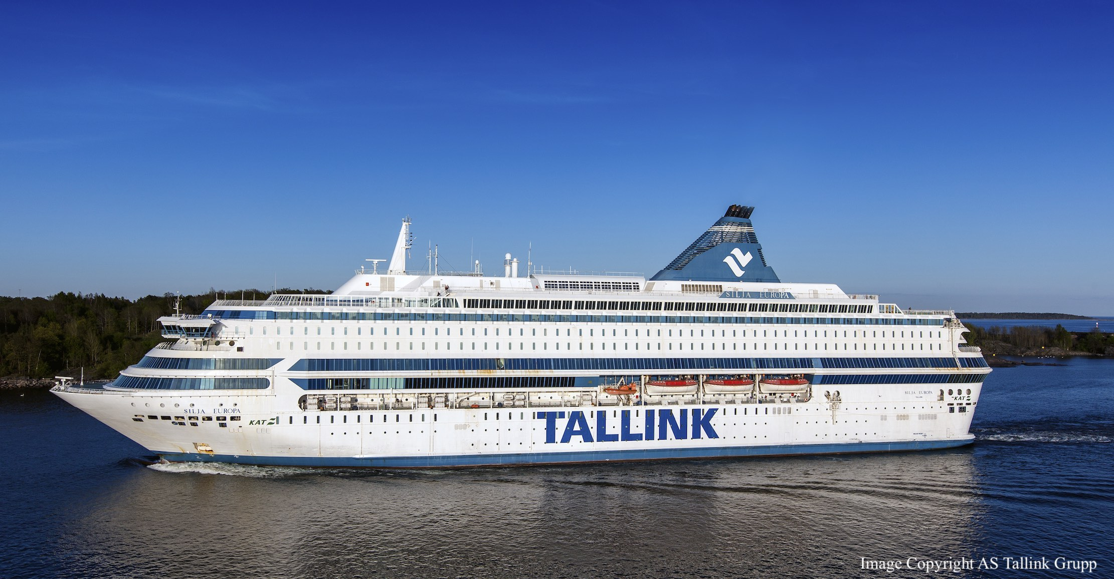 Photo of Tallink Silja - Silja Europa ship