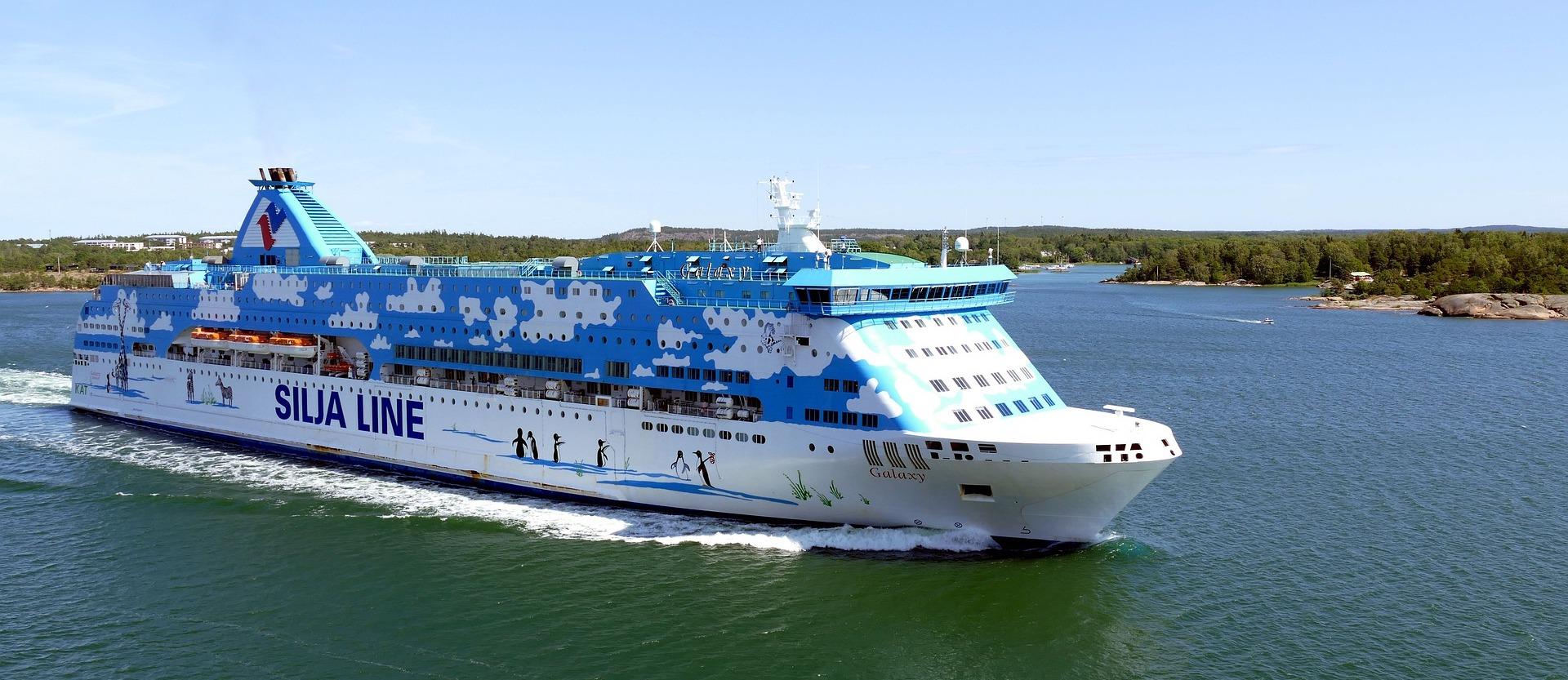 Фотография Tallink Silja в Galaxy судна