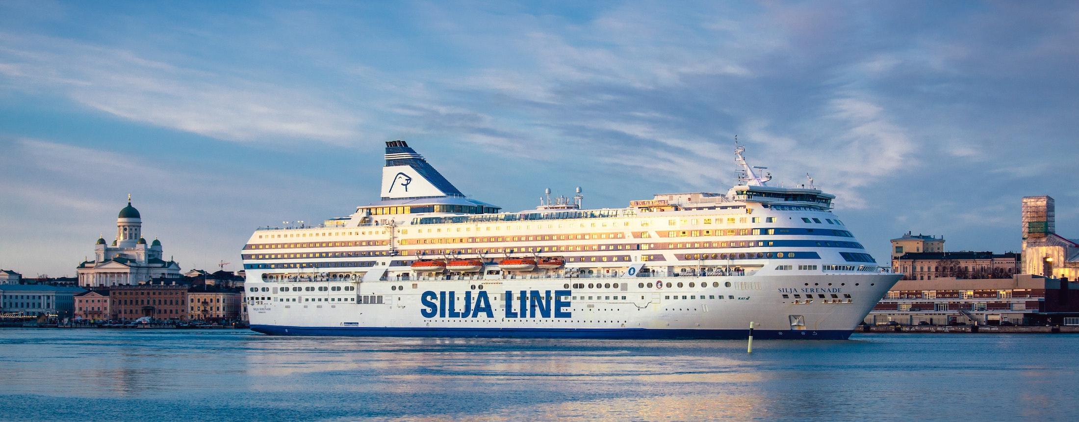 Foto von Tallink Silja - Silja Serenade Schiff