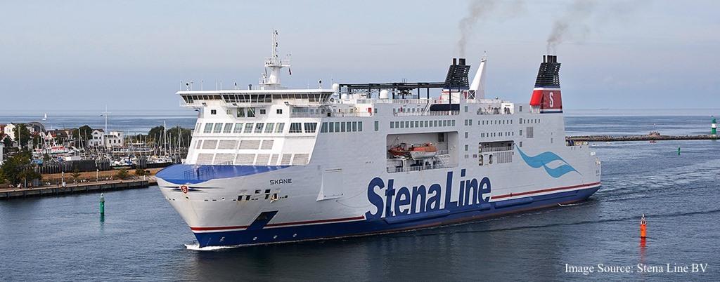 Photo de Stena Line - Navire M/S Skåne