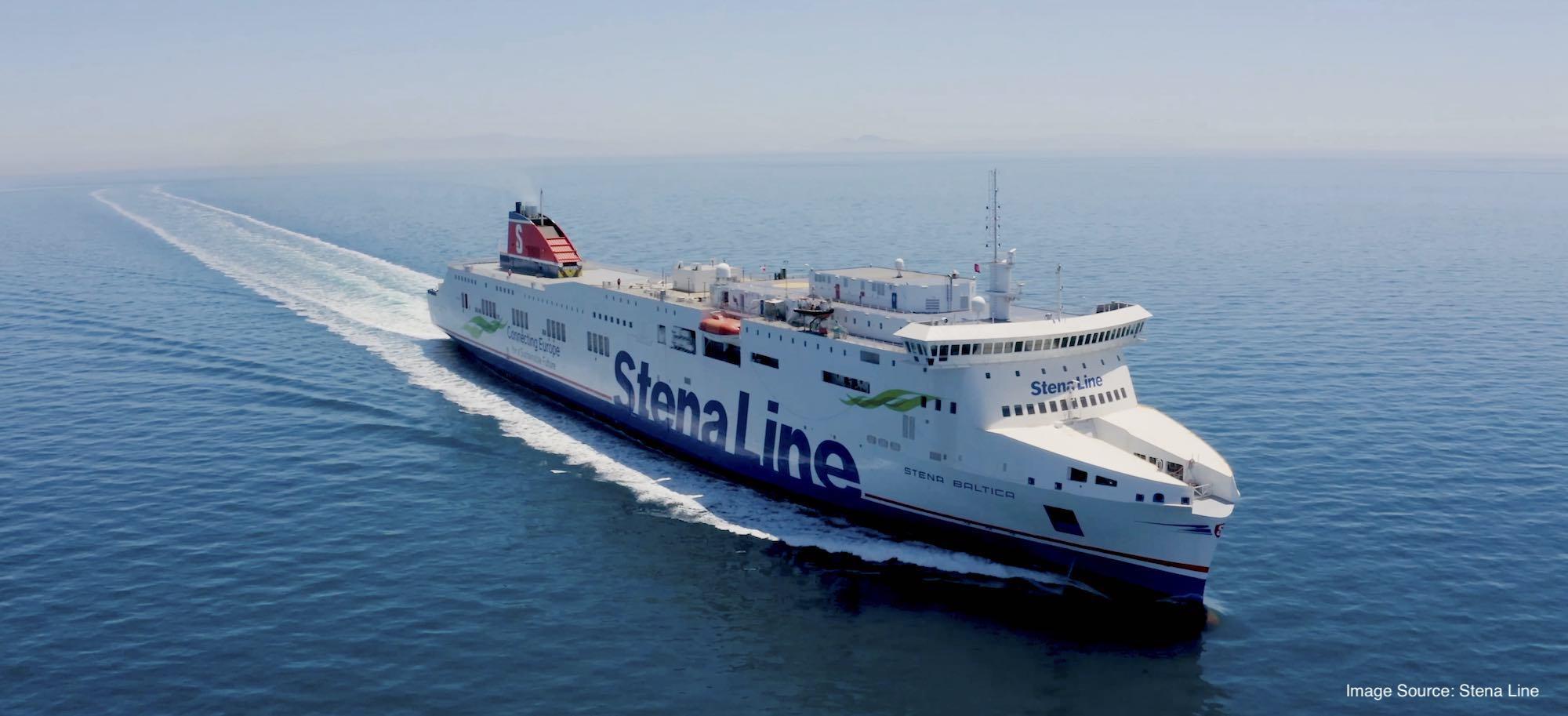 Photo of Stena Line - Stena Baltica ship