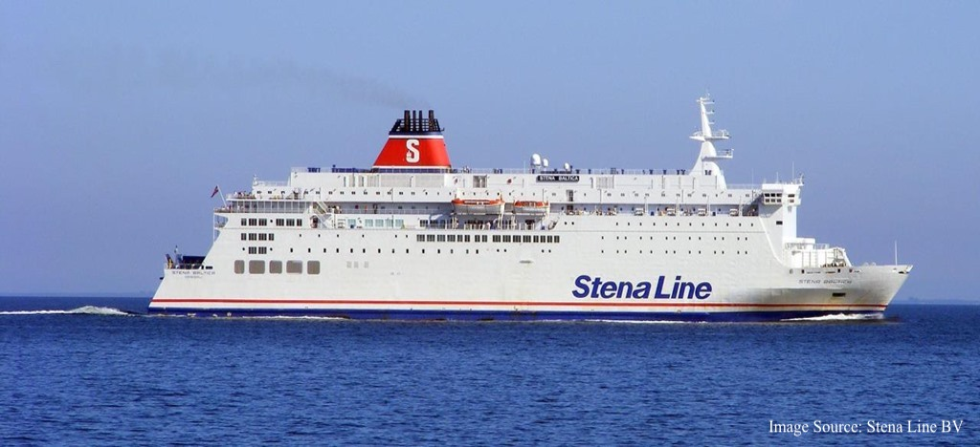 Stena Line - Stena Baltica 船只照片