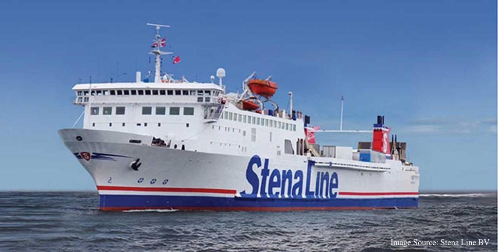 Photo de Stena Line - Navire Stena Gothica