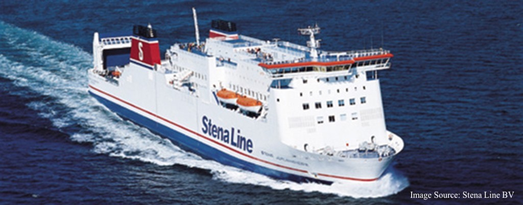 Photo de Stena Line - Navire Stena Jutlandica