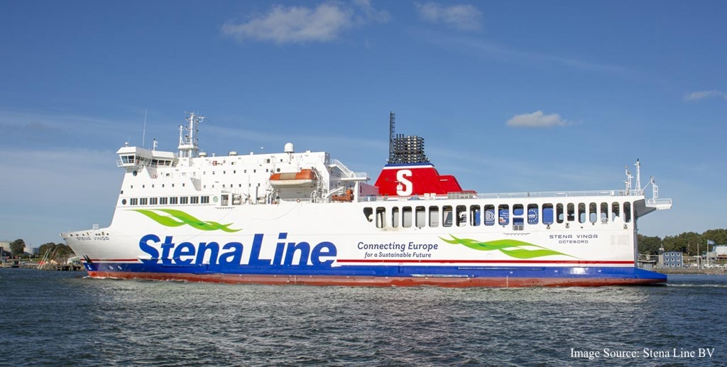 Photo of Stena Line - Stena Vinga ship