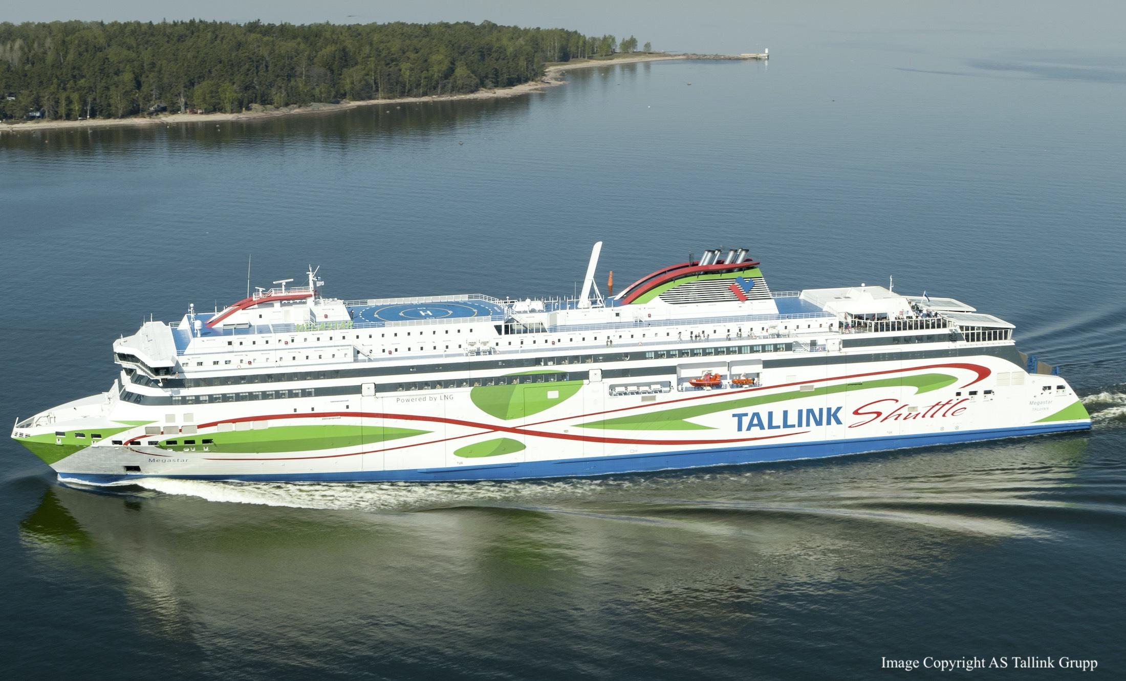 Foto von Tallink Silja - Megastar Schiff