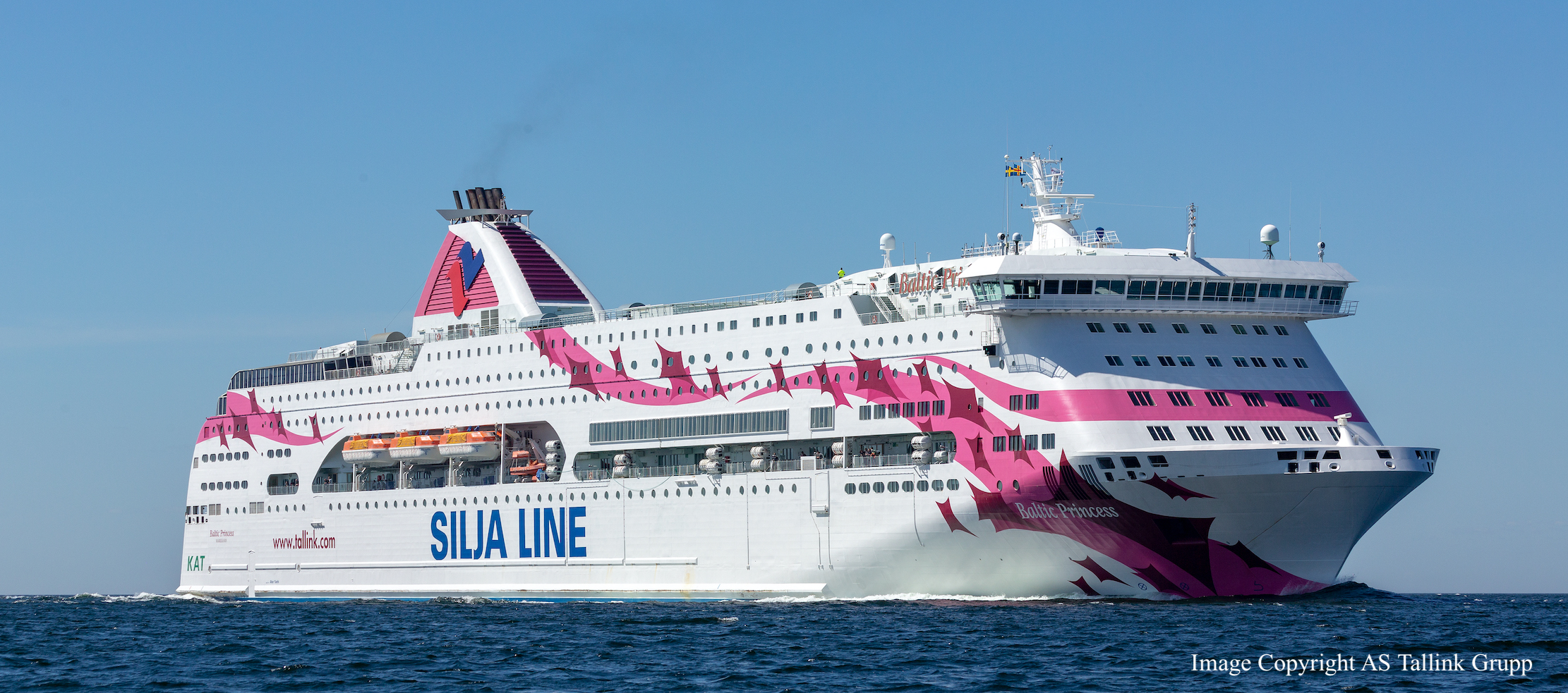 Photo of Tallink Silja - Baltic Princess ship