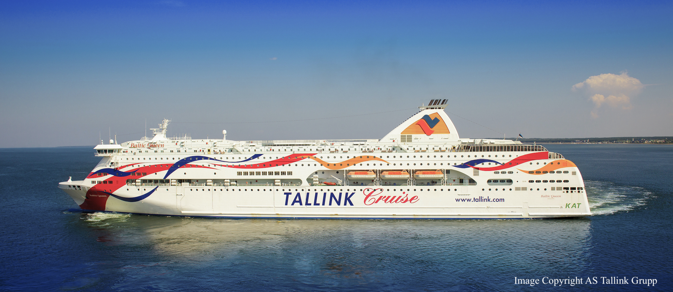 Photo of Tallink Silja - Baltic Queen ship