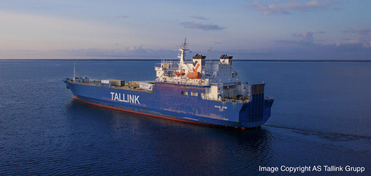 Photo de Tallink Silja - Navire Regal Star