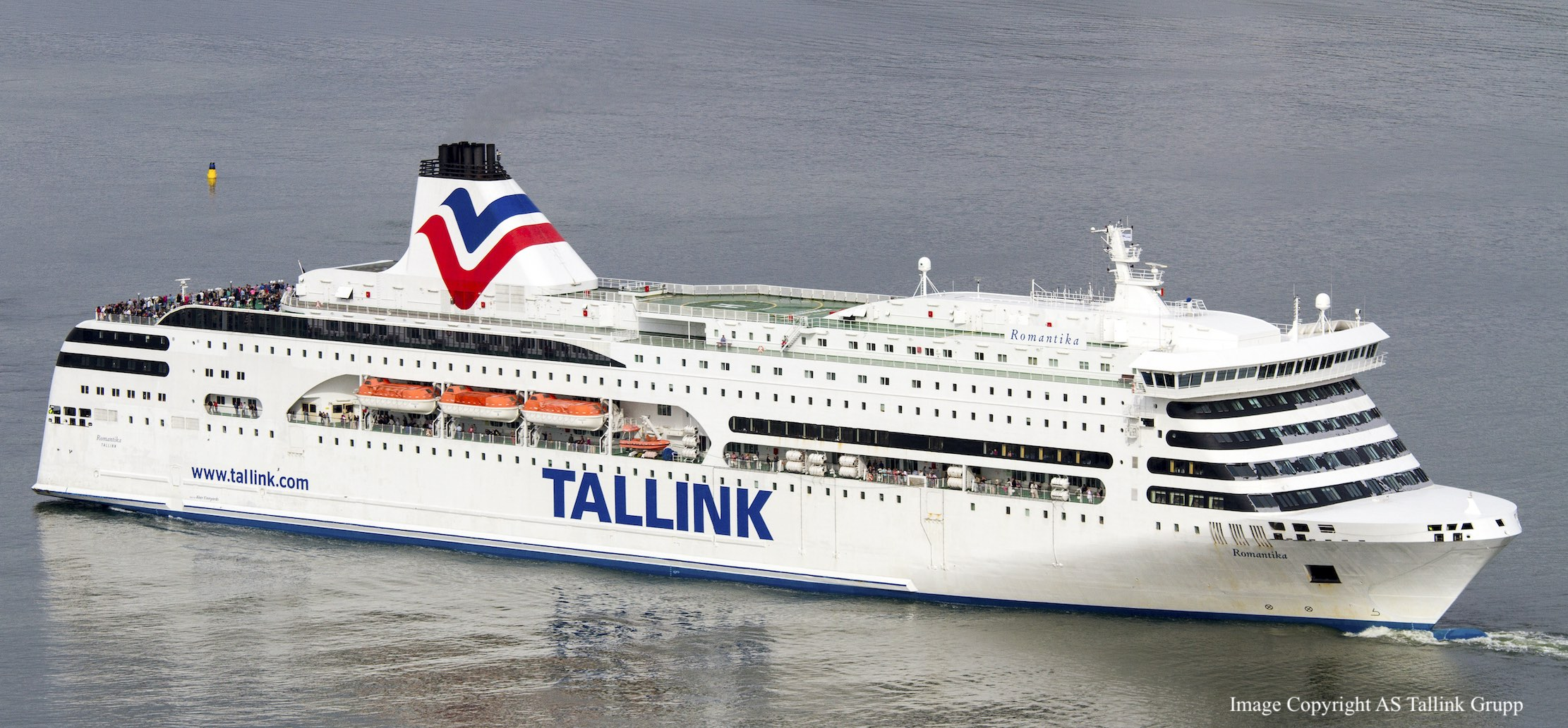 Photo de Tallink Silja - Navire Romantika