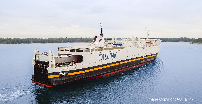 Foto do navio Tallink Silja - Sea Wind
