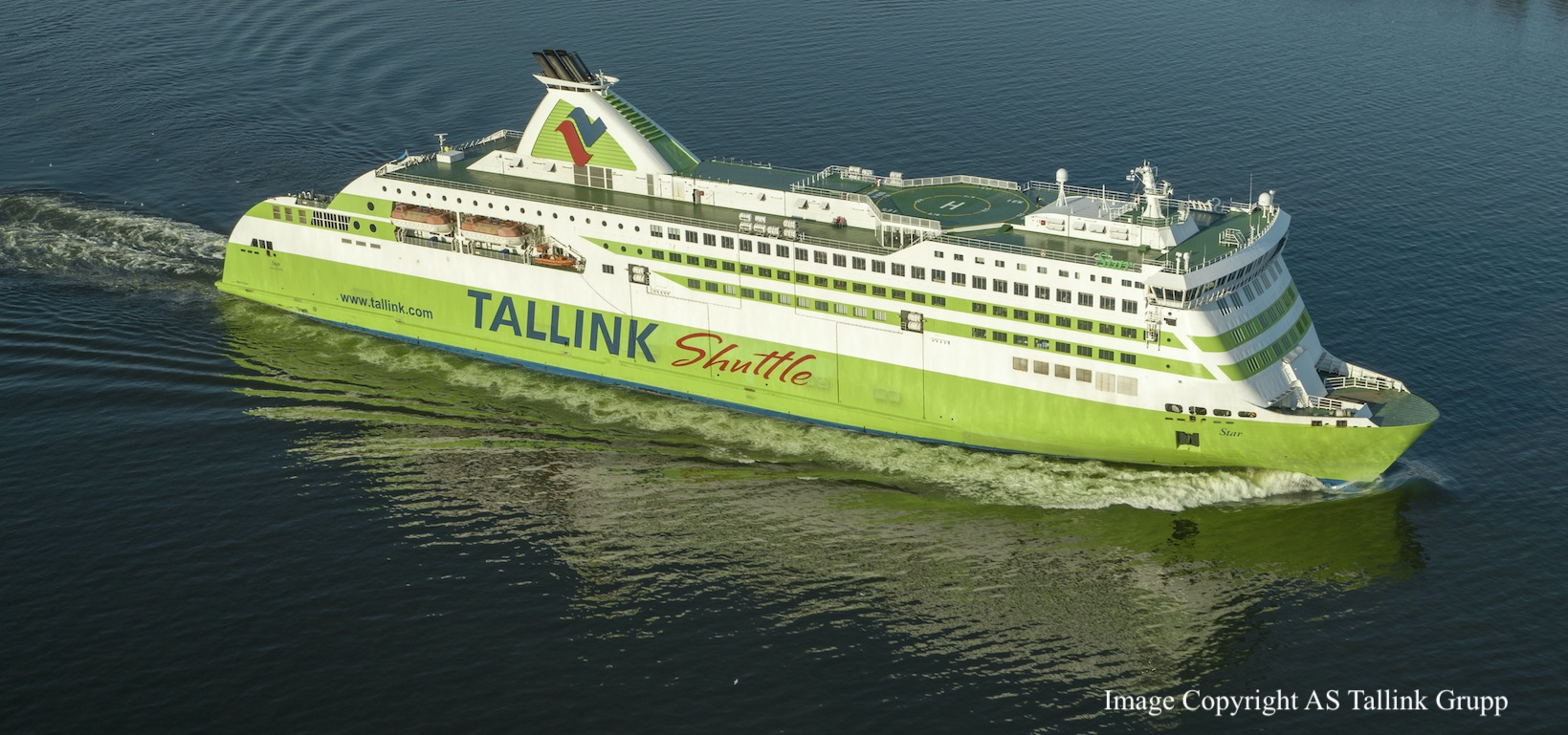 Photo of Tallink Silja - Star ship