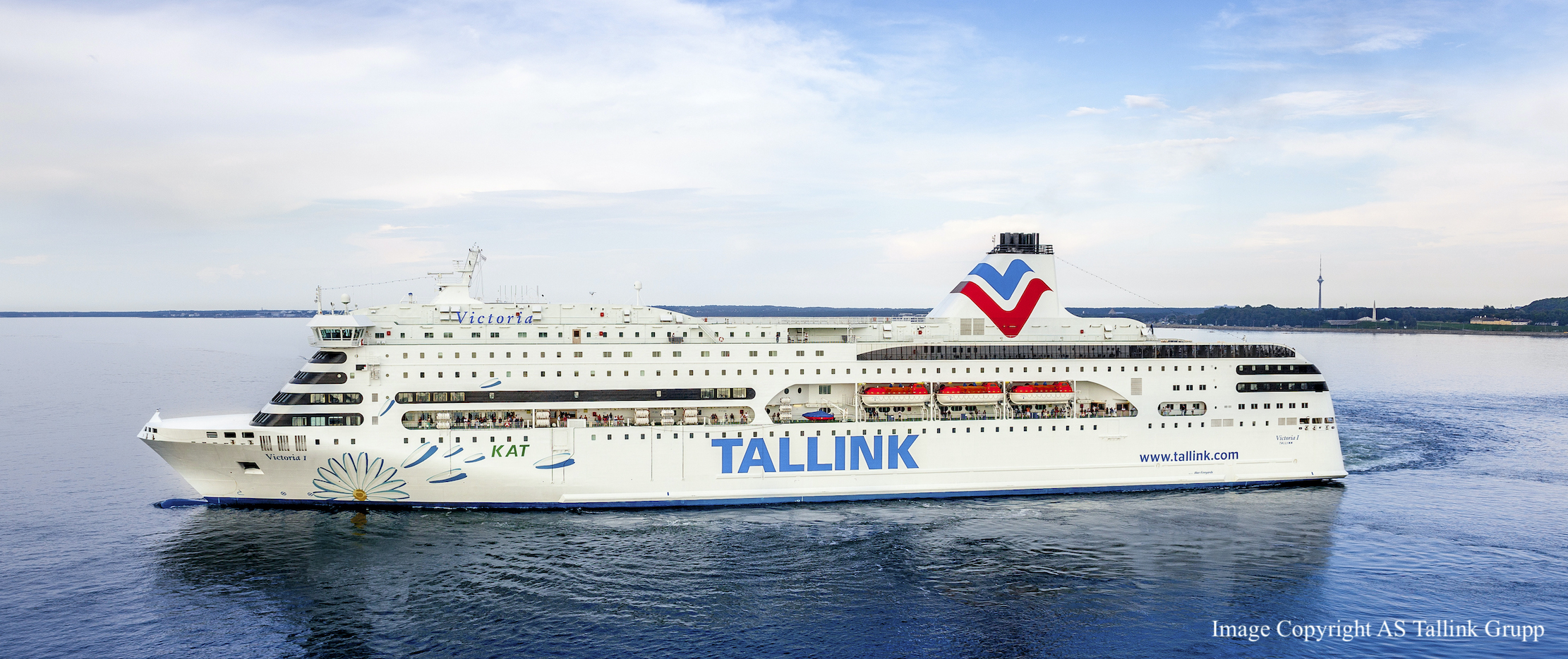 Photo of Tallink Silja - Victoria I ship