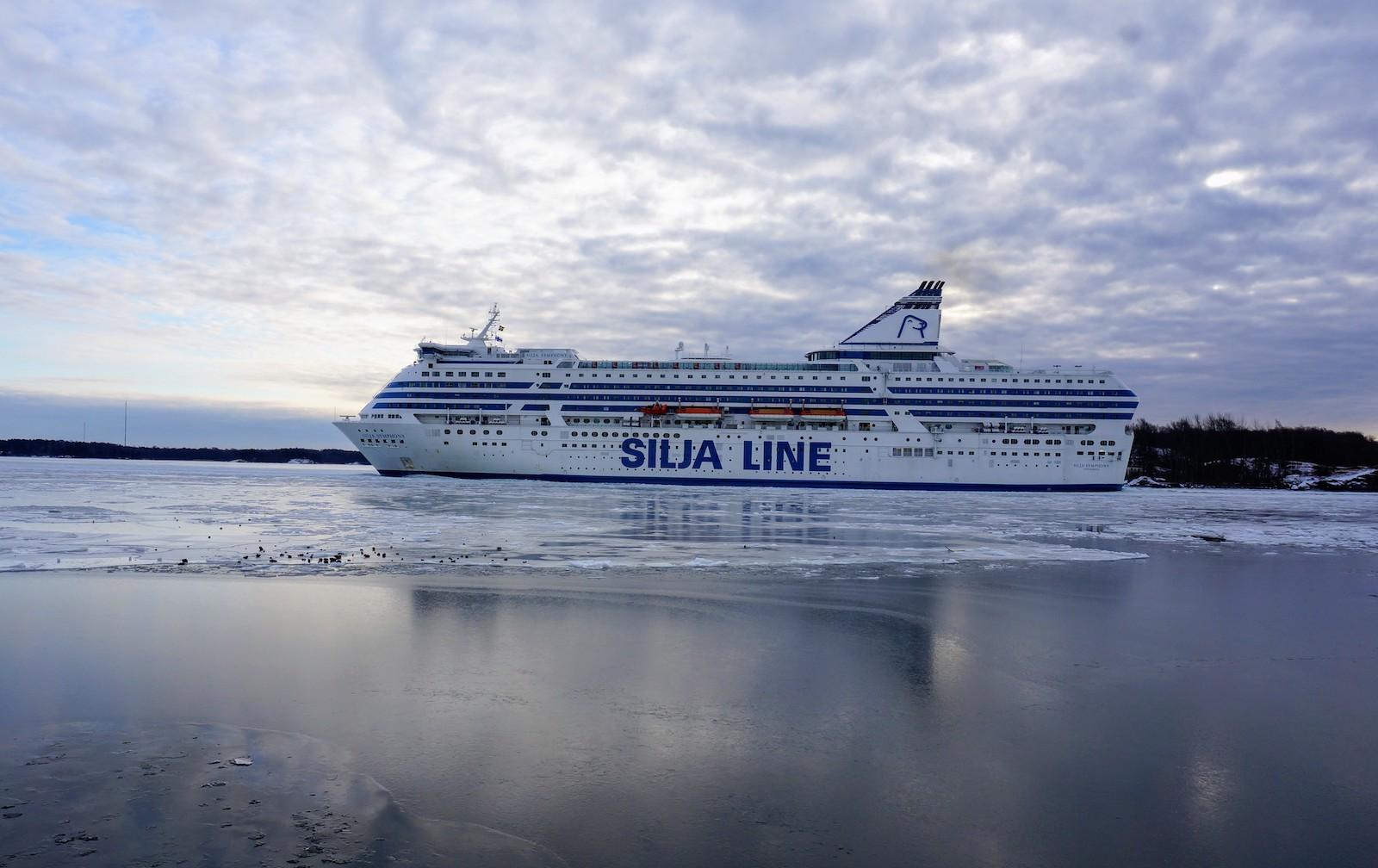 Tallink-Silja M/S Silja Symphony Ship